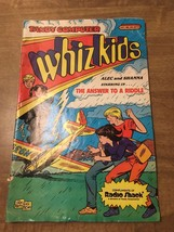 Whiz Kids Comic Book By Tandy Computer Cat. No. 68-2010 - $7.91