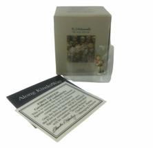 Goebel Hummel 1988 Accordion Boy Miniature Figurine Sealed In Box Mini - $55.95