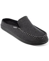 Isotoner Signature Men's Grady Hood-Back Moccasins Slippers-Size XL 11-12 - $23.99