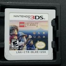 LEGO The Hobbit Nintendo 3DS Missing cover Art - $11.87