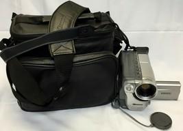 CANON E88400V HI8 8MM VIDEO CAMCORDER WITH CASE - $9.99