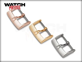 Buckle for OMEGA Watch 16mm 18mm 20mm Silver Rose Yellow Gold POLISHED Clasp for - $9.49