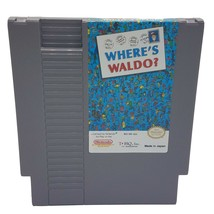 Where's Waldo (Nintendo Entertainment System, 1991) - NES HQ Cleaned & Tested - $14.95