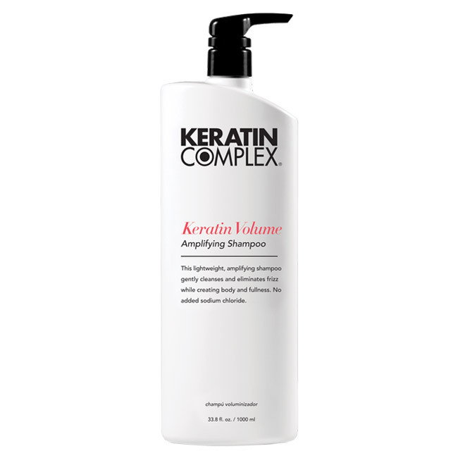 Primary image for Keratin Complex Keratin Volume Amplifying Shampoo 33.8oz