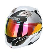 Nenki Modular Helmet Motorcycle Flip up Full Face DOT Approved Helmet NK... - $139.00