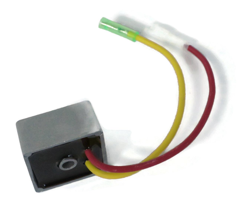 Voltage Regulator For John Deere D125 D155 Lawn Tractor - $28.79