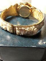 Vintage Crawford Ladies Bracelet Hidden Wind Up Watch Rare Victorian  21Jewel image 3