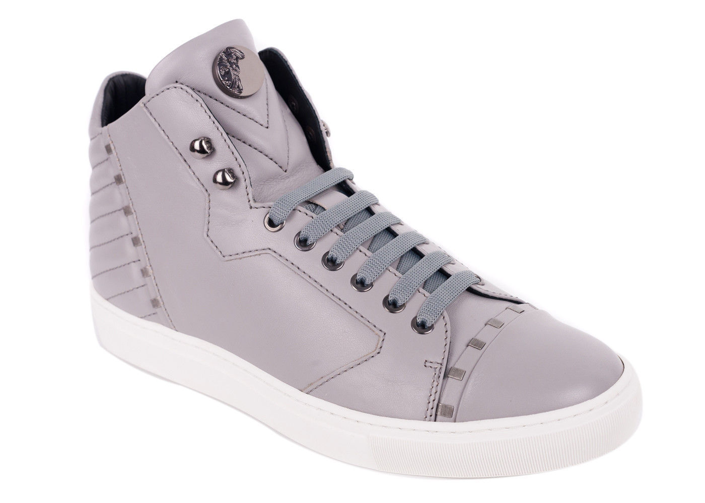 Medusa lace-up sneakers - Blue Versace Collection Ab3q9Zbj