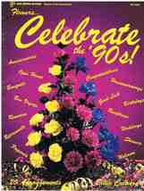 Vintage Flowers Celebrating the '90s Craft Book - $6.99