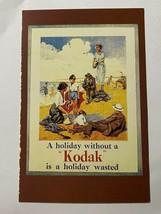 Nostalgia Reproduction Postcard - Cameras For All 1923 Kodak (KK1563) - $5.60