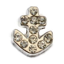 Anchor Charm for Floating Locket (LCHM-168) - $0.99