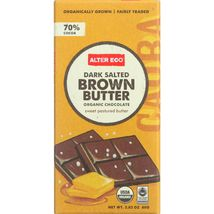 Alter Eco Americas Chocolate - Organic - Dark Salted Brown Butter - 2.82 oz - ca - $51.99+