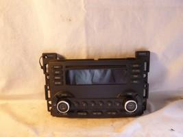 04 05 06 Chevrolet Malibu Radio Cd Player Face Plate 15849575 W14388 - $9.70