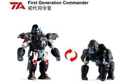 TransArt Transformers Beast Wars BWS-01 OP Optimus Prime Gorilla Action ... - $36.99