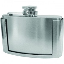 3 oz Stainless Steel Belt Buckle Flask by Top Shelf Flasks™ - €9,33 EUR