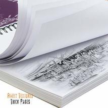 Glokers 33-Piece Drawing Art Set - Drawing Sketch Pad, Shading Pencils, Professi image 7