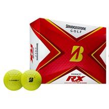 Bridgestone Tour B RX Golf Balls-Dozen Yellow - $51.47