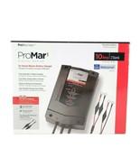 ProMar 1 Digital On-Board Marine Battery Charger 10 Amp 2 Bank Waterproo... - $121.15