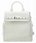 MICHAEL Michael Kors – Addison Medium Leather Backpack NWT Optic Whit  - $152.64