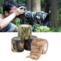 Tape Camouflage Camo Wrap Stealth Hunting Gun Rifle Camping Waterproof S... - $3.95