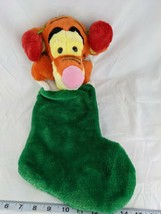 "Disney Tigger Christmas Stocking Plush 22"" Stuffed Animal Toy - $11.95"