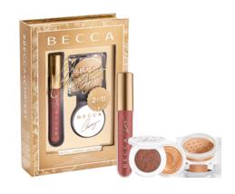 NEW Becca x Chrissy Teigen Cravings Glow Recipe Face Makeup Kit 4 Pc Set LIMITED - $24.75