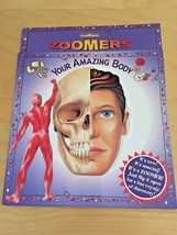 Your Amazing Body Zoomers Series Flip & Fold Layers Book Science Homesch... - $14.84