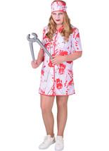 Girls Horror  Bloody Nurse , Blood splattered - $37.79