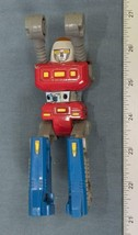 Vintage Bandai Transformer Cy-Kill Moto Action Figurine Gobot Autobot Dq - $29.69