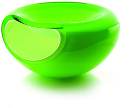 Eva Solo Smiley Glass Bowl, 21cm, Lime - $213.70
