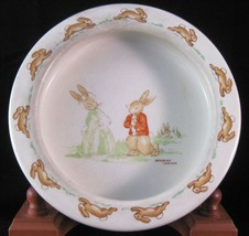 "R.D. Bunnykins Round Baby Bowl ""Proposal""  - 6""  - $9.49"