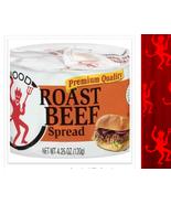 Underwood Roast Beef Spread, 4.25 oz - $5.93