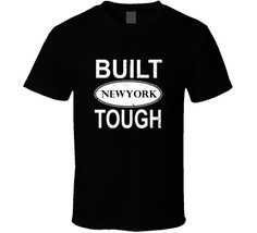Built New York Tough Ford Car Style T SHirt - $18.49+
