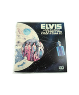 Elvis Aloha from Hawaii via Satellite Album 2 LP Set Quadradisc RCA - $18.67