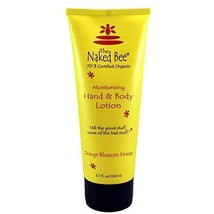 Naked Bee Orange Blossom Honey Hand & Body Moisturizing Lotion 6.7 oz Tu... - $11.99