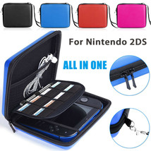Hard EVA Storage Carrying Case Bag Protective Shell w/Strap for Nintendo 2DS - $25.90