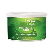 Cirepil Excursion Japonaise Green Tea Wax Tin image 5