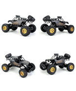 4WD RC Car Crawler Metal Body Vehicle Models Truck 1/12 2.4G Toys - $58.85