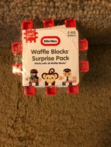 Little Tykes Waffle Blocks Surprise Pack!!! - $9.99