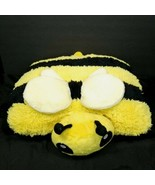 """Cushie Pals Bumble Bee Pillow Plush Stuffed Animal Insect Large 15"""" x 18... - $24.74"""