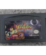 Lufia: The ruins of lore English Custom Game Boy Advance GBA - $11.75