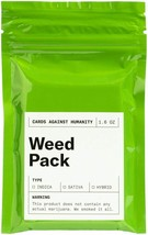 Cards Against Humanity Game Weed Expansion Pack Factory Sealed CAH - $20.00