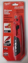 Milwaukee 48-22-1910 Utility Knife Retractable Blade Wire Stripper Cutte... - $6.93
