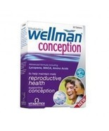Vitabiotics - Wellman Conception 30 VTabs - $13.99