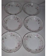 "Wentworth Fine China ""Priscilla 1514"" Fruit Dessert Sauce Bowls (6) Japan - $26.99"