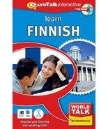 World Talk Finnish Topics Entertainment - $32.33
