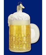 Old World Christmas Mug of Beer Glass Ornament #32024 - $24.99