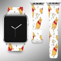 Winnie the Pooh Apple Watch Band 38 40 42 44 mm Disney 1 2 3 4 Wrist Strap 1 - $24.99+
