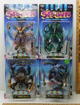 4 McFarlane Toy Spawn Manga Action Figures Series 9 Violator Clown Curse... - $44.87
