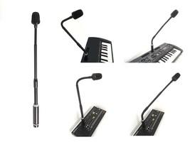 SHOCK ELECTRONIX GM3 XLR DYNAMIC GOOSENECK MICROPHONE FOR KORG R3 VOCODE... - $39.50